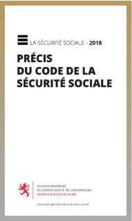 Precis Du Code De La Securite Sociale 2018 Gouvernement Lu Le