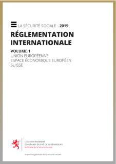 Réglementation internationale - Volume 1 - 2019