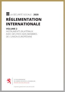 Réglementation internationale - Volume 2 - 2020